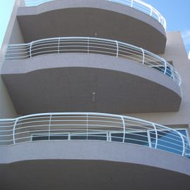 Balconies - Private Client - M'Scala